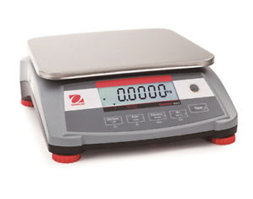 1,500 Gram x 0.05 G (3 LB) Ohaus NTEP Ranger Jewelry Laboratory Counting Scale