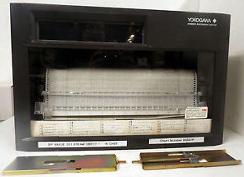 1 USED YOKOGAWA DR240 HYBRID RECORDER DARWIN #DS600-00-1D