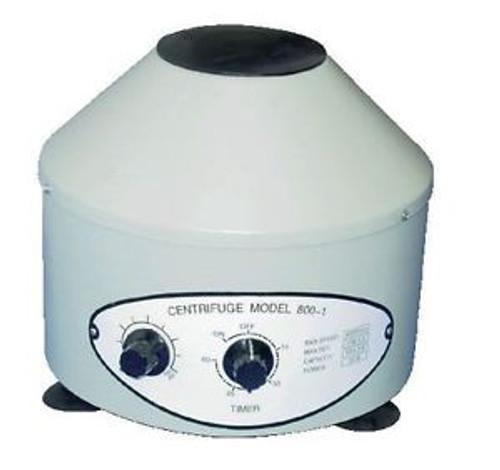 10pcs Electric Centrifuge Lab Medical Practice Timer 4000 rpm 20 ml x 6 220V