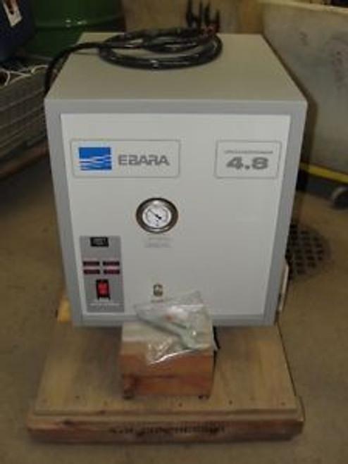 Ebara Cryo-compressor 4.8 Model 323-0083 Only 26hrs