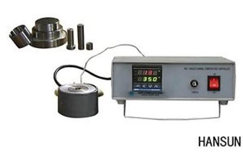1/2 Diameter (I.D.) Heatable Pressing Die ( 250C Max.with Temperature Controll