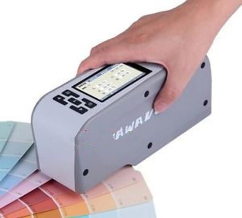 New WF28 8mm Colorimeter Color Meter CIELAB Display Mode DELab Formula