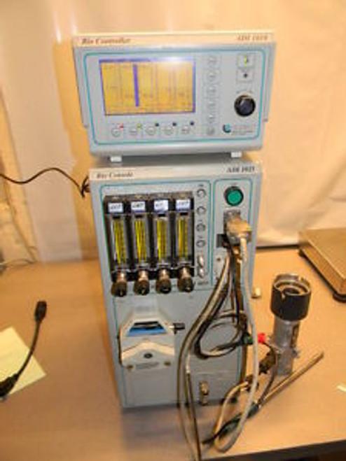 Applikon Bio Controller ADI 1010 & ADI 1025, W Stirrer Motor P100, Some Sensors