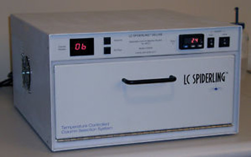 5 Column Selector, HPLC, Switcher, Temperature Control, LC Spiderling Dlx, Oven