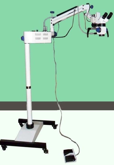 NEW - Portable Zoom Surgical Microscope (Dental Lab Equipment)