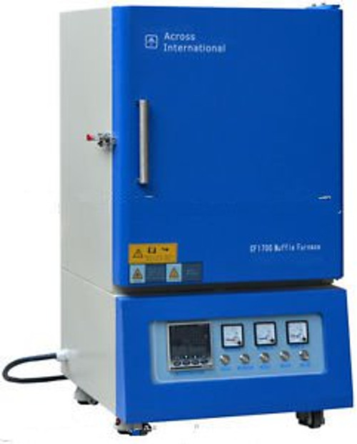 1100°C 16x12x12 Lab Benchtop Digital Box Muffle Chamber Melting Heating Furnace