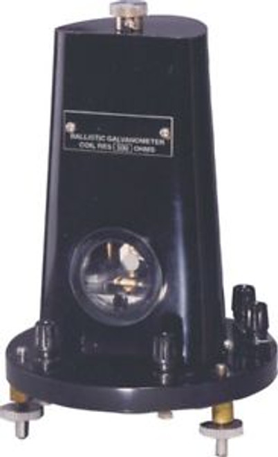Ballistic Galvanometer- Physics Instrument For Electricity & Magnetism Experimnt