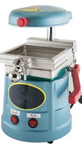 dental Vacuum Forming Molding Machine Former heat lab Equipment 110V/220V 1000W