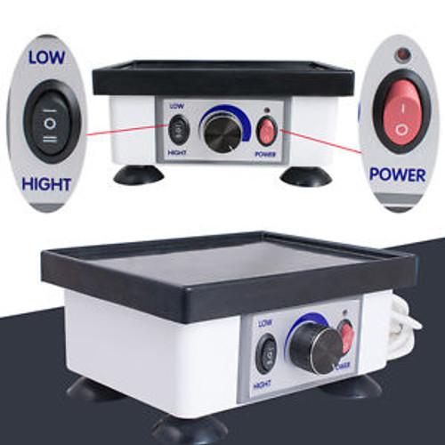 Dental Lab Square Vibrator Model Oscillator Equipment 110v/220v