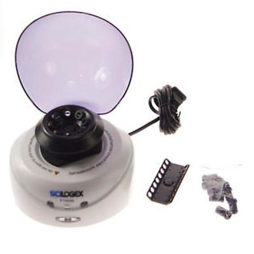 100-240V 5000RPM Microcentrifuge D1008 Mini Centrifuge Economic