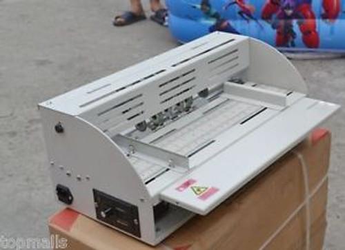 110/220V Speed Regulation For Electric Creaser Scorer Perforator Cutter