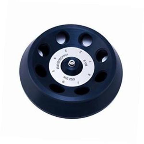 455250 Metal Angle Rotor For  150 Centrifuge Holds 8 15 Ml Tubes Ra 8/15