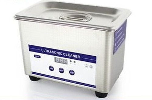 0.8L Professional Digital Ultrasonic Cleaner Machine Timer Cleaning Equipment