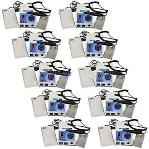 10X Dental Lab Equipment Micro Motor Marathon Machine N7 35K Rpm Handpiece N7P1