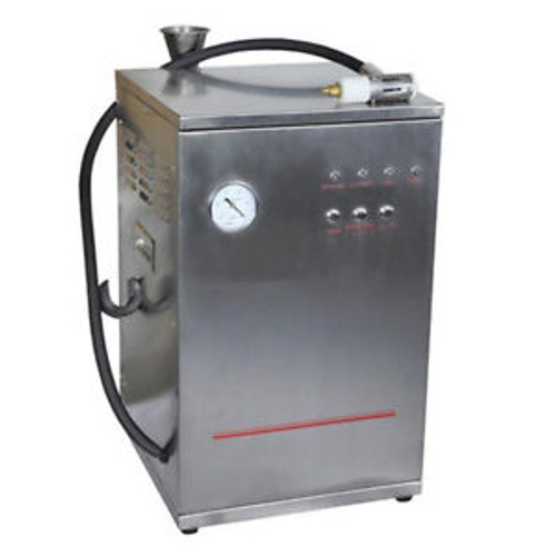 10L Dental Steam Cleaner Cleaning Machine Dental Lab Equipment 1600W 220V/110V