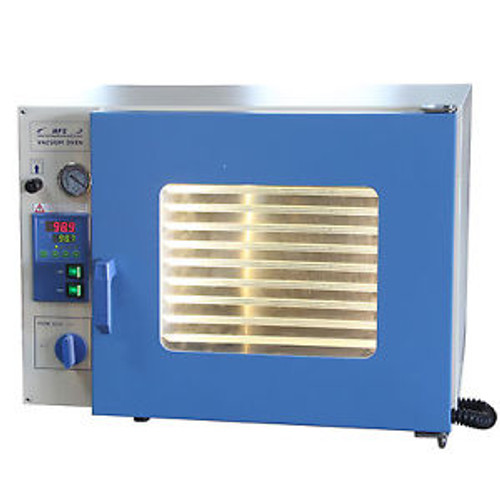 1.9 CuFt Vacuum Oven 220V 10 Shelf LEDs Stainless Degassing Drying  Extraction