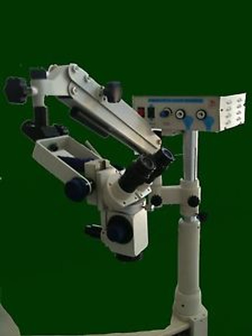 5-STEP PORTABLE DENTAL MICROSCOPE FOR DENTIST SCIENCE LABS EQUIPMENT QUALITY