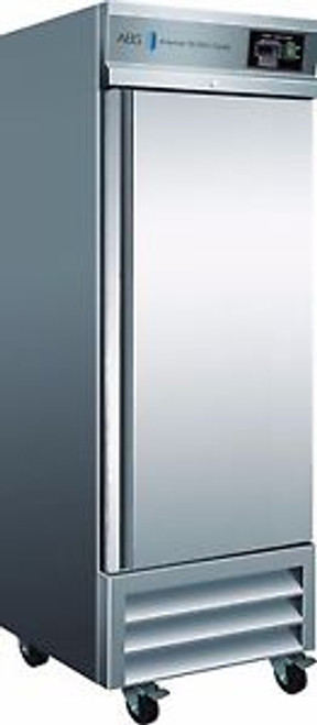 American BioTech Supply ABT-23SS-GP Premier Stainless Steel Refrigerator  $1,895