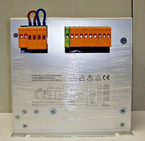 #SLS1B19 New Linmot 3 Phase Rectifier Transformer Part-0150-1842 14056ELL