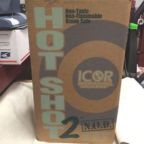 Hot Shot 2 Refrigerant Non-Toxic Non-Flammable Ozone Safe 25 lb. can