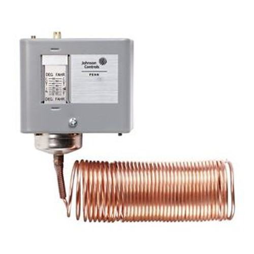 A72AE-1C Thermostat DPST Range 25 to 90