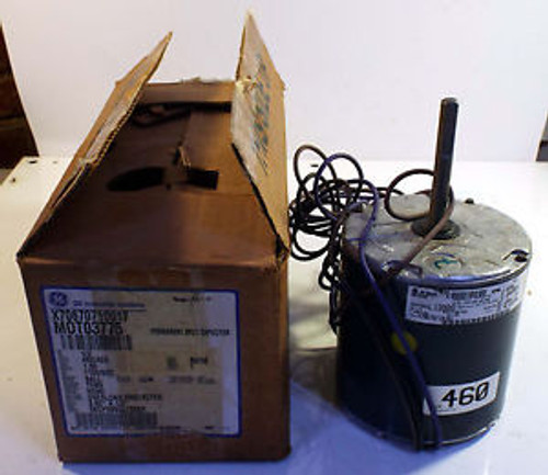 1 NEW GE X70670710017 CONDENSER FAN MOTOR 1/2HP