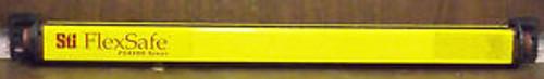 1 USED STI FS4316BR-2 FLEX SAFE RECEIVER LIGHT CURTAIN