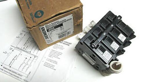 .. Siemens 40A Circuit Breaker w/ Shunt Trip Cat# B34000S01 ... WF-05A