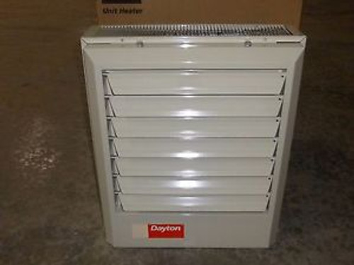 0631-33/71/73 New Dayton - Electric Unit Heater 208V 10Kw 60Hz - 2YU71