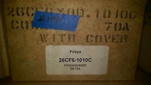 #194 FIREYE 26CF6 1010C Programmer