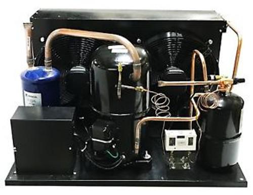 Indoor LD AVA7524ZXN Condensing Unit 3 HP Medium Temp R404A 220V/1PH