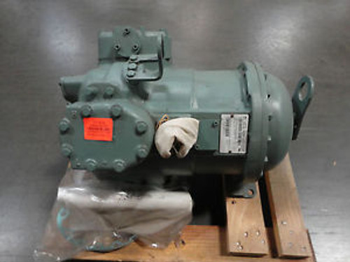 06DR3166CC337ARP -Carlyle Reman Compressor 230V 5HP 1PH R22