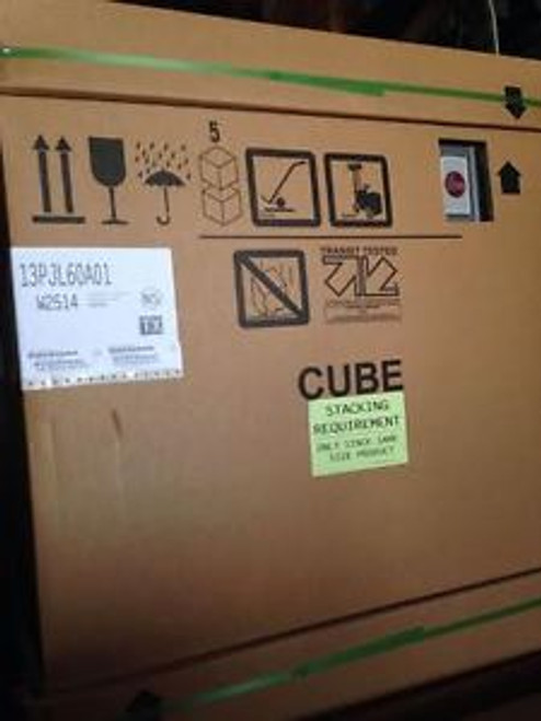 5.0 Ton New Heat Pump RHEEM A/C Condensing Unit 13PJL60A01 R410A