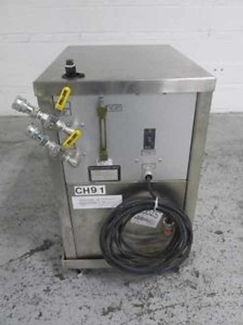 0.4 Ton FILTRINE CHILLER / WATER COOLED FILTRINE CHILLER / STAINLESS STEEL ENCL.