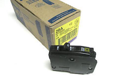 ... Square D Box of 10 20A Circuit Breaker Cat# QO120VH 22k  ... L-125