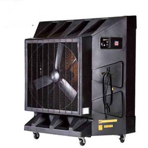36 Portable Cooling Air Conditioner - 10100 CFM - 115 V - Kuul Pads - 32 Gal