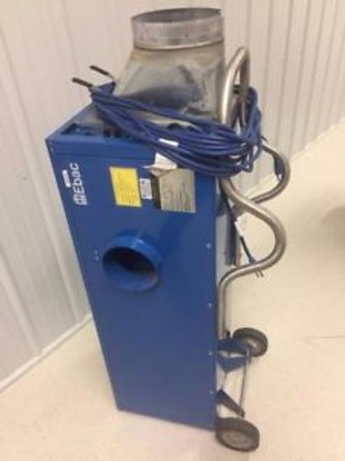Ebac Dehumidifier PlasticoolInc.-Blueon/wheels Mod#PD1SOF-A21-CYS 5 Available