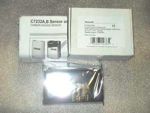 1  HONEYWELL C7232A1016 CO2 CARBON DIOXIDE SENSOR CONTROLLER