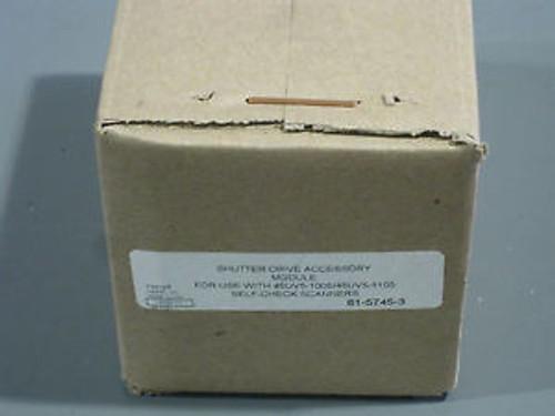 61-5745-3 fireye shutter drive accessory use with 45UV5-1005/45UV5-1105