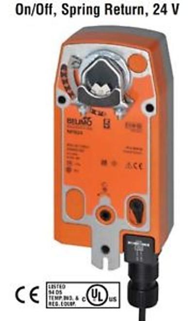 Belimo NFB24-S Spring Return Damper Actuator On/Off 24V 90 in-lb Torque Min