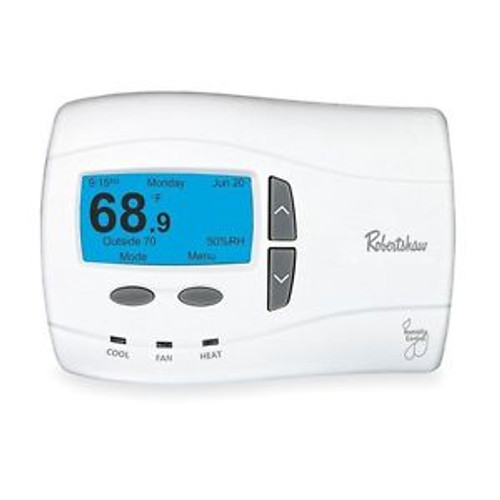 9825i2 Digital Thermostat 3H 2C 7 Day Programmable