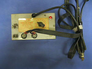 Ideal Thermo-Strip Thermal Wire Stripper 45-133A - SPW Industrial