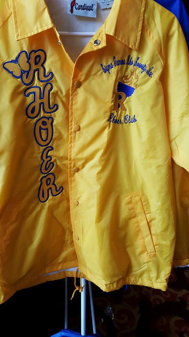 Gold Rhoer Jacket