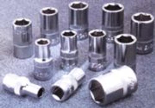 """KC Tools 1/2 inch AF 3/8"""" DRIVE SOCKET"""