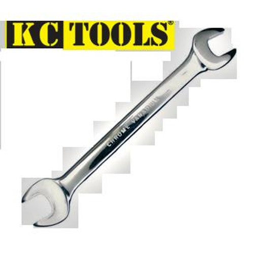 KC Tools 11/16inch 3/4 inch xAF OPEN END SPANNER
