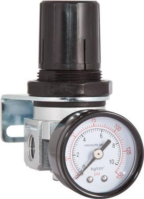 "Geiger 1/4"" Air Regulator THBR202"