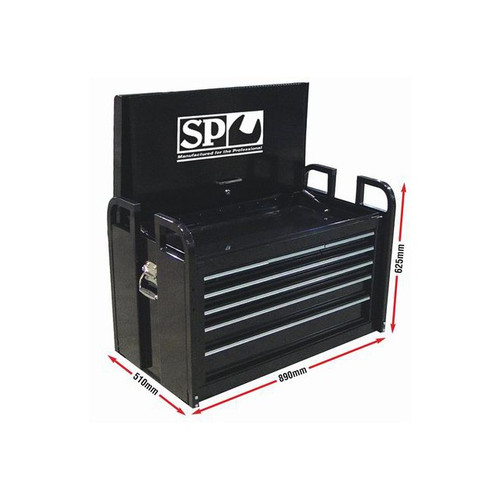 SP Super Duty Off Road Field Service Tool Box Large SP40322