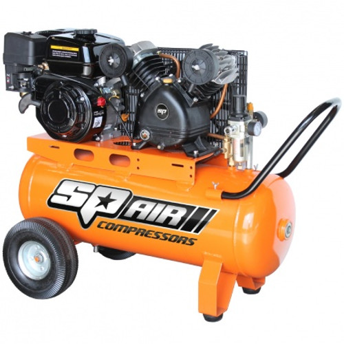 SP17P Scorpion 6.5hp Petrol Air Compressor