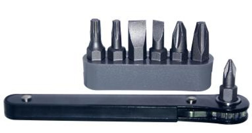 SP39608 SP Tools 8pce Driver & Bit Set.