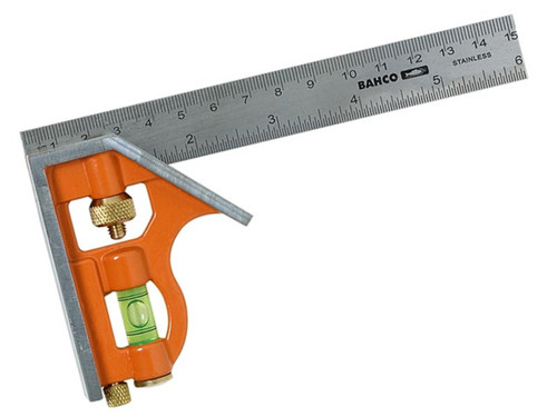 Bahco 150mm Combination Square.